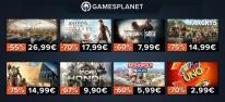Gamesplanet: Anzeige: Neue Angebote, u.a. Surviving Mars für 9,99 Euro, Anno 1800 für 26,99 Euro oder Far Cry 5 für 14,99 Euro