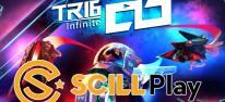 SCILL Play: Ab sofort mit Unterstützung für futuristischen Endless-Runner Tri6: Infinite