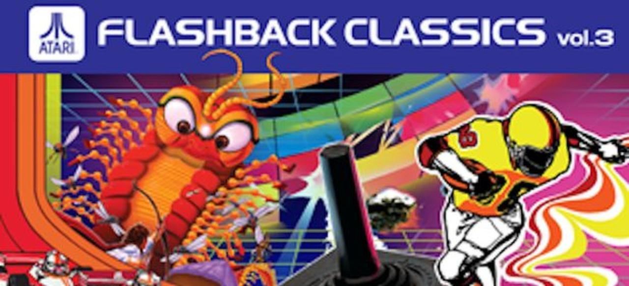 Atari Flashback Classics Vol. 3 (Arcade-Action) von