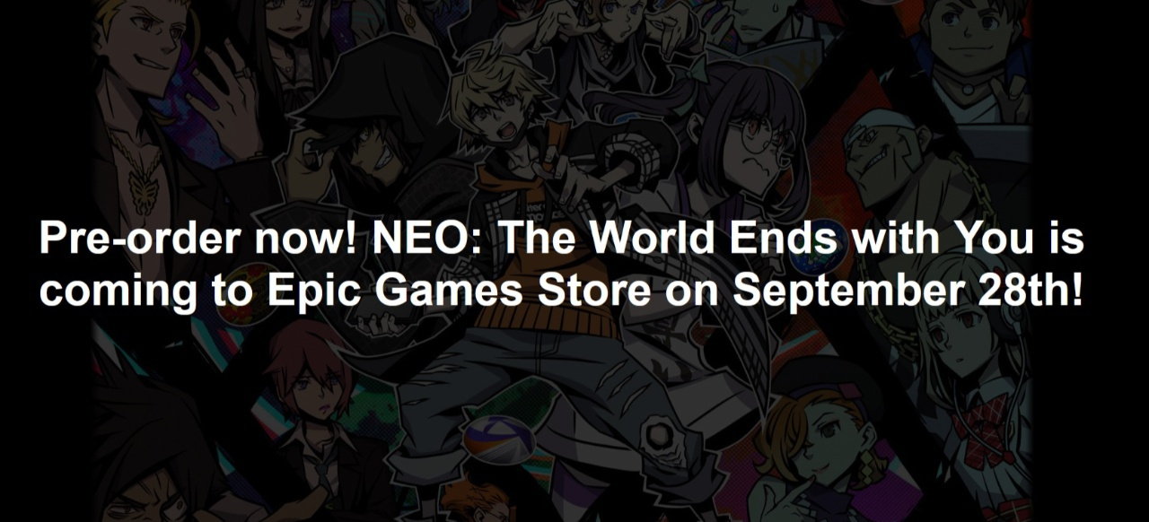 NEO: The World Ends With You (Rollenspiel) von Square Enix