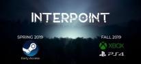 Interpoint: Interdimensionaler Mystery-Thriller für PC, PS4 und Xbox One angekündigt