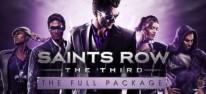 Saints Row: The Third: The Full Package: Weitere Videos für Nostalgiker veröffentlicht