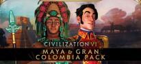 Civilization 6: Maya- und Großkolumbien-Paket (DLC): Erster Eindruck von Simón Bolívar