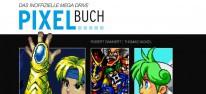 """Spielkultur: """"Inoffizielles Mega-Drive-PIXELBUCH"""" angekündigt; Übersetzung des Iwata-Fragt-Buchs erschienen"""