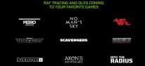 Nvidia GeForce RTX: Neun DLSS-Spiele im Mai, darunter Everspace 2, No Man's Sky und erste VR-Titel