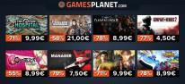 Gamesplanet: Anzeige: Sega-Promo und Flash-Deals zum Wochenende, u.a. Two Point Hospital für 9,99 Euro oder Doom für 6,75 Euro