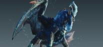 Monster Hunter: World: PC: Viertes Update mit der Drachenältesten Lunastra und mehr Grafikoptionen steht an