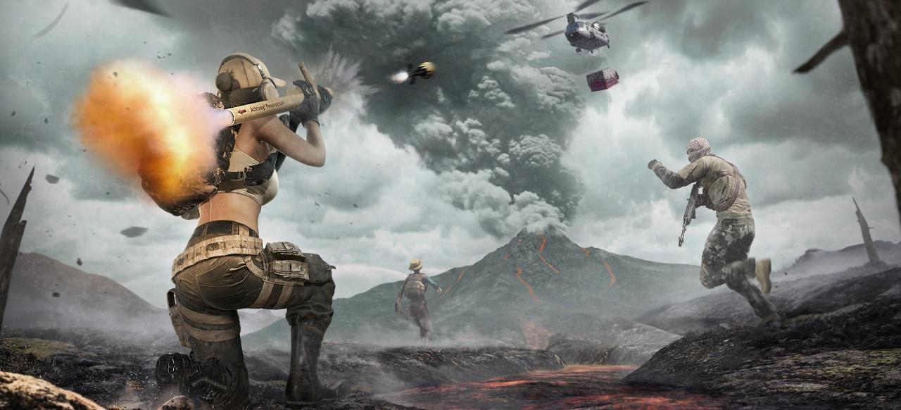 PlayerUnknown's Battlegrounds (Shooter) von Bluehole / Microsoft