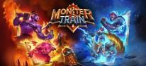 4Players PUR: Heute neu auf dem Marktplatz: Codes für Monster Train (PC) von Good Shepard und Shiny Shoe