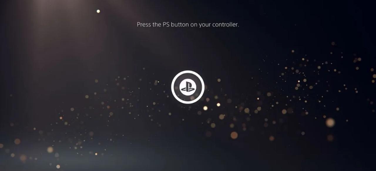 Die Benutzeroberfläche der PlayStation 5