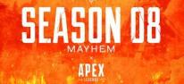 Apex Legends: Saison 8 - Chaos: Spielszenen-Trailer und die zerstörte Königsschlucht