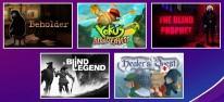 """Amazon: Prime Gaming im Mai 2021: """"Ingame-Loot"""" und Spiele für Abonnenten"""