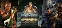 The Elder Scrolls Online: Bestrebungen-System (Update 30) erlaubt Zugriff auf Inhalte der Kronen-Kisten