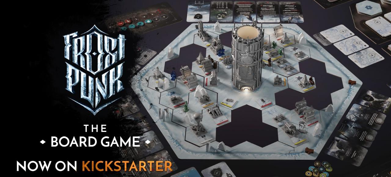 Frostpunk: The Board Game (Brettspiel) von 11 bit studios