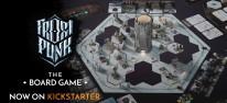Frostpunk: The Board Game: In weniger als einer Stunde per Kickstarter finanziert