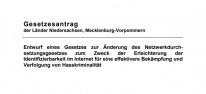 Spielkultur: Bundesratsinitiative: Identifizierungspflicht der Nutzer von Spieleplattformen
