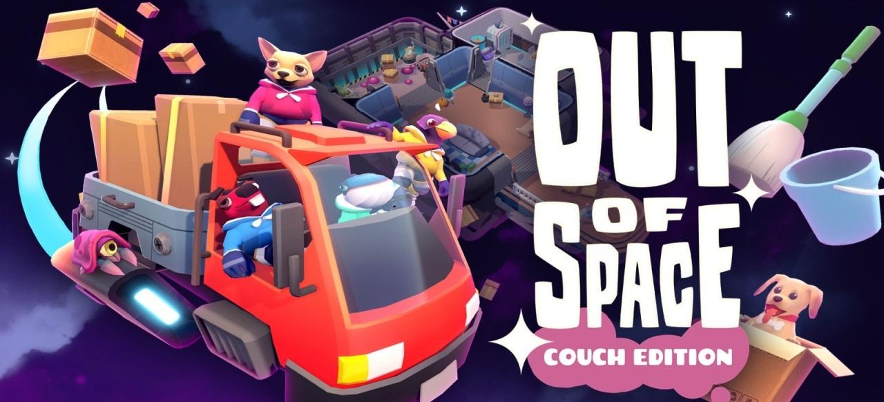 Out of Space (Taktik & Strategie) von Behold Studios / Plug In Digital