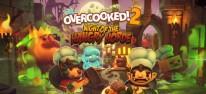 Overcooked 2: Night of the Hangry Horde: DLC-Erweiterung ist zubereitet