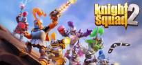 4Players PUR: Neu auf dem Marktplatz: Frisch veröffentlicht: Knight Squad 2 für PC von Chainsawesome Games