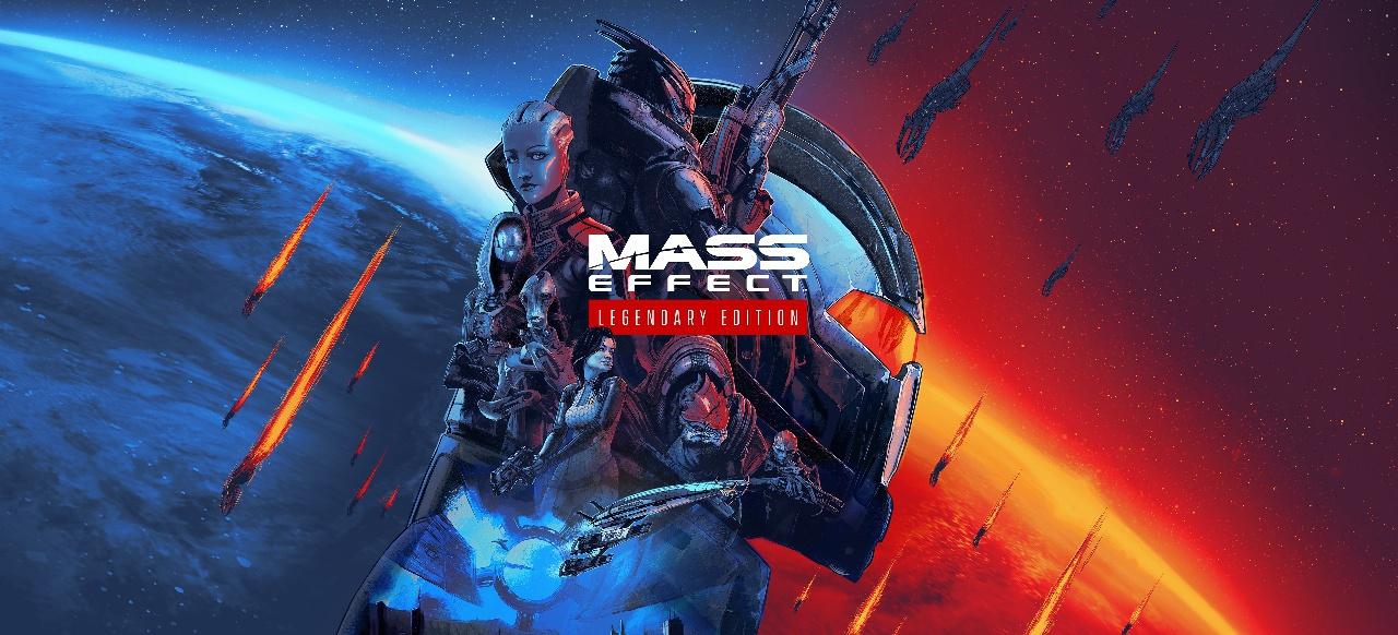 Mass Effect - Legendary Edition (Rollenspiel) von Electronic Arts