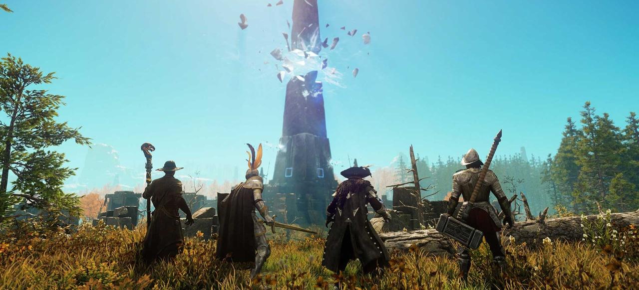 New World (Rollenspiel) von Amazon Games