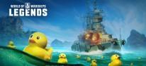 World of Warships: Legends: Quietsche-Entchen stechen in See