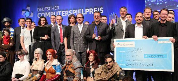 Deutscher Computerspielpreis (Awards) von GAME und BIU