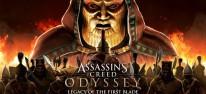 """Assassin's Creed Odyssey: Das Vermächtnis der ersten Klinge: Dritte und letzte Episode """"Blutlinie"""" veröffentlicht"""