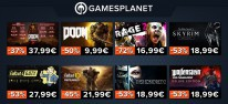Gamesplanet: Anzeige: Neue Bethesda-Aktion, u.a. Doom Eternal für 37,99 Euro oder Rage 2 für 16,99 Euro