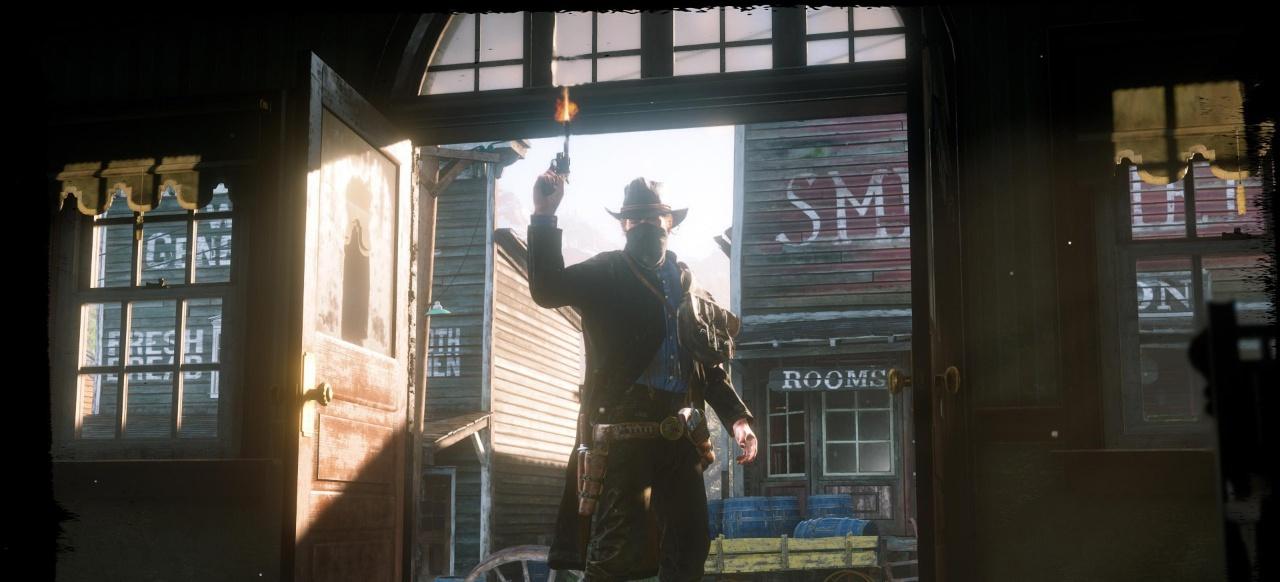 Red Dead Redemption 2 (Action-Adventure) von Take-Two Interactive