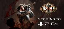 """Path of Exile: Wird für PlayStation 4 erscheinen; """"Private Ligen"""" vorgestellt"""