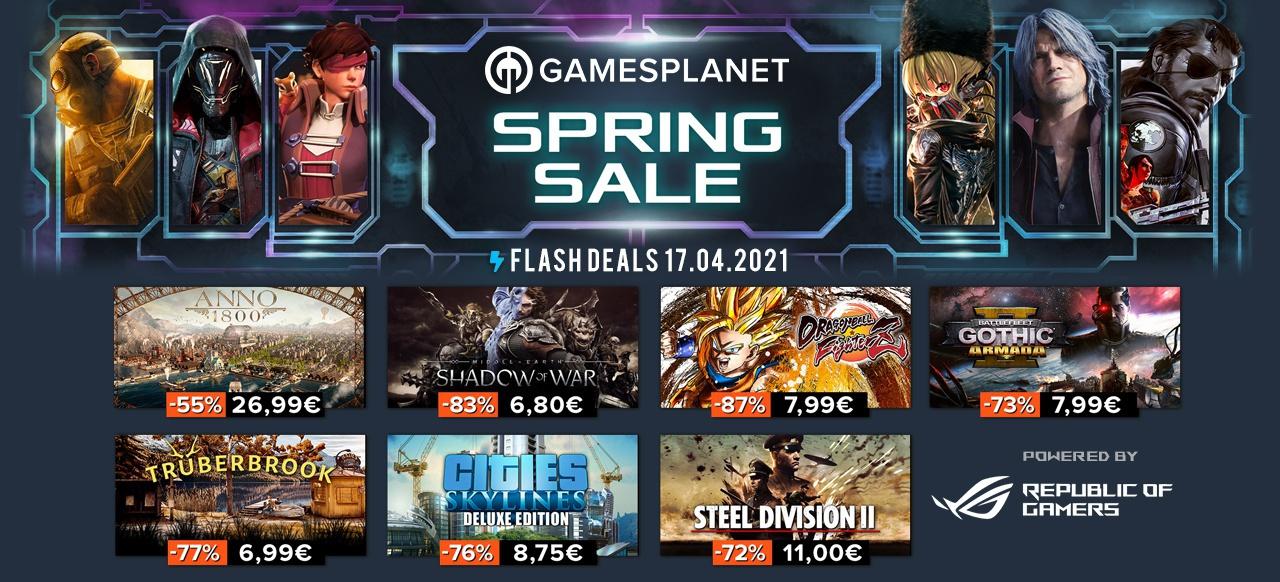 Anzeige-Tag-2-des-Spring-Sale-bei-Gamesplanet-mit-ber-2300-reduzierten-Spielen-und-t-glichen-Flash-Deals
