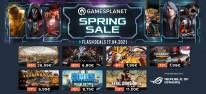 Gamesplanet: Anzeige: Tag 2 des Spring-Sale bei Gamesplanet mit über 2300 reduzierten Spielen und täglichen Flash-Deals