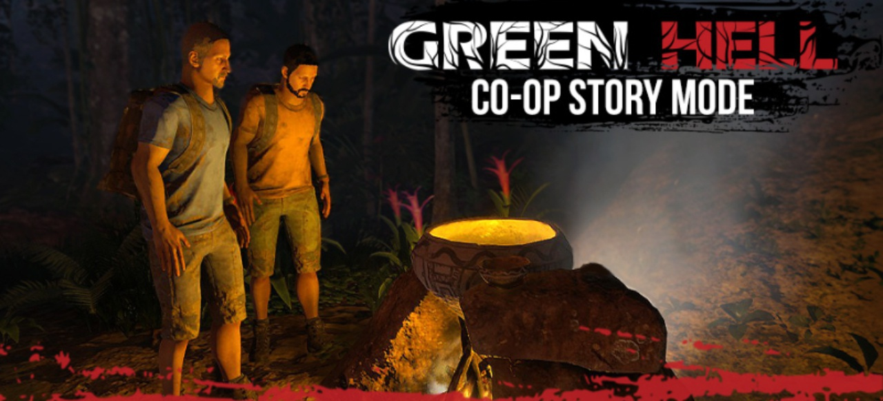 Green Hell (Survival & Crafting) von Creepy Jar / Forever Entertainment