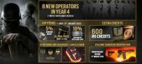 Rainbow Six Siege: Year 4 Pass erhältlich