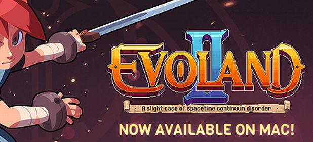 Evoland 2: A Slight Case of Spacetime Continuum Disorder (Action) von Shiro Games
