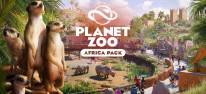 Planet Zoo: Africa Pack als sechste Erweiterung veröffentlicht