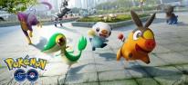Pokémon GO: Die ersten Pokémon aus der Einall-Region sind da