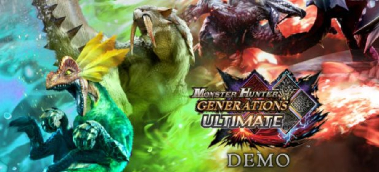 Monster Hunter Generations Ultimate (Action-Adventure) von Capcom