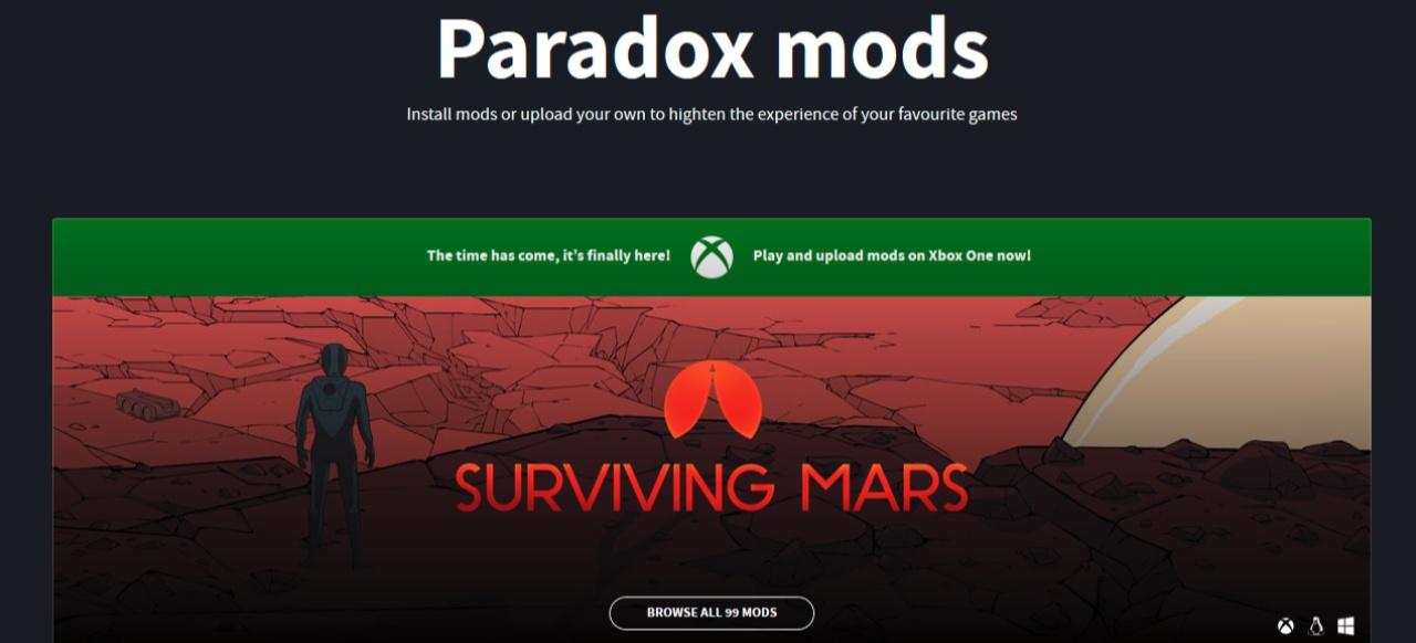 Paradox Interactive (Unternehmen) von Paradox Interactive
