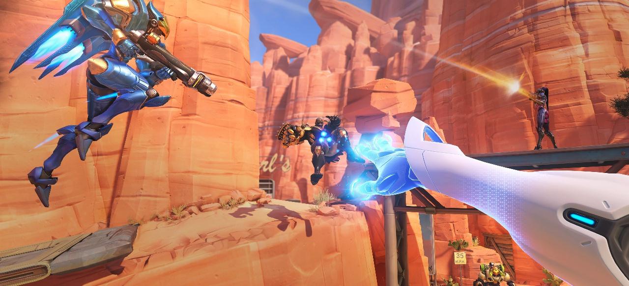 Overwatch (Shooter) von Blizzard Entertainment