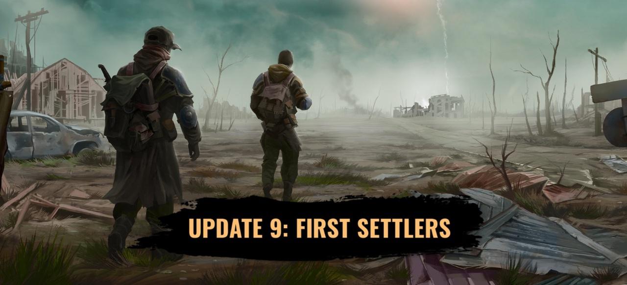 Surviving the Aftermath (Taktik & Strategie) von Paradox Interactive