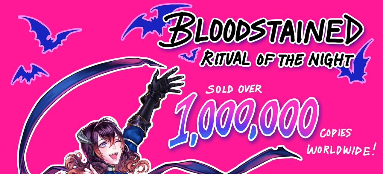 Bloodstained: Ritual of the Night (Action-Adventure) von 505 Games