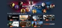 Gamesplanet: Anzeige: Summer-Sale, Tag 5: Ni no Kuni 2 für 17,99 Euro, Batman Arkham Collection für 11,99 Euro u.v.m.