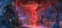 """The Elder Scrolls Online: Update 25 und DLC-Verlieserweiterung """"Harrowstorm"""" für PC, PS4 und Xbox One live"""