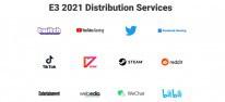 E3 2021: Veranstalter präsentiert Partner für Streams und Online-Präsentationen