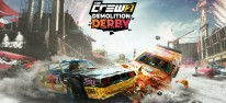 The Crew 2: Demolition Derby und PvP-Modus stehen an