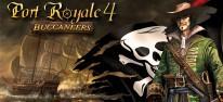 Port Royale 4: Buccaneers: Piraten-Erweiterung gesichtet