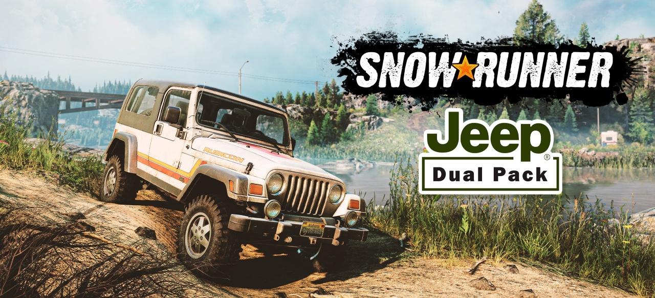 SnowRunner (Simulation) von Focus Entertainment / astragon Entertainment