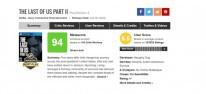 "Spielkultur: Erste Maßnahmen gegen ""Review-Bombing"" bei Metacritic nach The Last of Us Part 2"